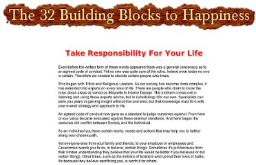 http://coachingtohappiness.com/happiness-book/take-responsibility-for-your-life.html