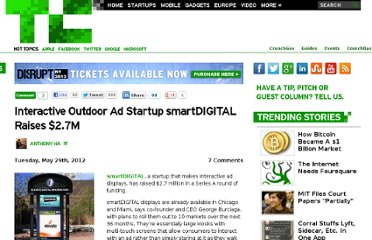 http://techcrunch.com/2012/05/29/smartdigital-series-a/