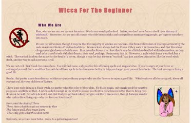 http://www.spells-witchcraft.org/wicca-for-beginner.html