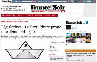http://www.francesoir.fr/actualite/politique/legislatives-le-parti-pirate-prone-une-democratie-30-232317.html