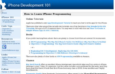 http://www.idev101.com/learn_iphone_programming.html