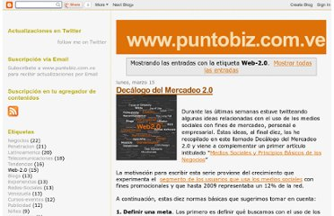 http://puntobiz.blogspot.com/search/label/Web-2.0