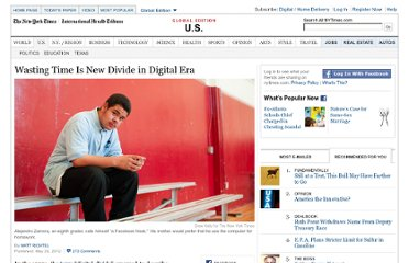 http://www.nytimes.com/2012/05/30/us/new-digital-divide-seen-in-wasting-time-online.html?pagewanted=all