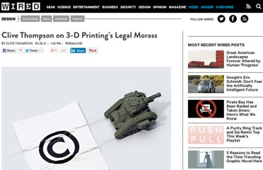 http://www.wired.com/design/2012/05/3-d-printing-patent-law/