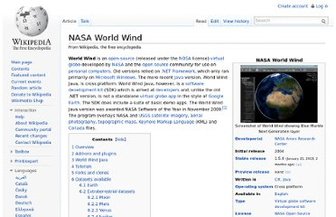 http://en.wikipedia.org/wiki/NASA_World_Wind