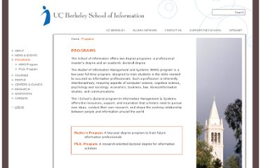 http://www.ischool.berkeley.edu/programs