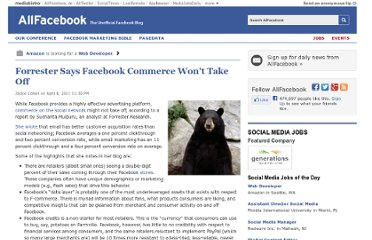 http://allfacebook.com/forrester-says-facebook-commerce-wont-take-off_b38511