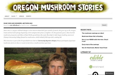 http://oregonmushroomstories.org/2012/04/06/dane-osis-and-his-morel-motherload/
