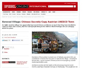 http://www.spiegel.de/international/europe/xeroxed-village-chinese-secretly-copy-austrian-unesco-town-a-768754.html