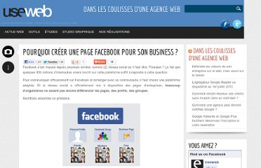 http://blog.useweb.fr/2012/03/08/pourquoi-creer-une-page-facebook-pour-son-business-2/