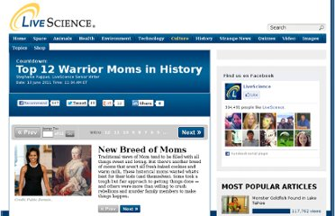 http://www.livescience.com/14549-top-12-warrior-moms-history-cleopatra-obama-olympias.html