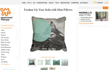 http://www.apartmenttherapy.com/get-fresh-mint-pillows-freshen-up-your-couch-for-spring-167443