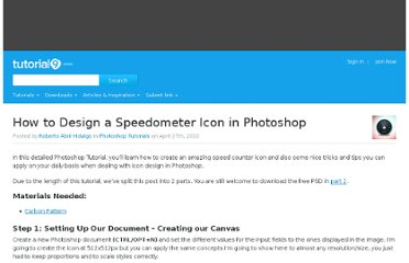 http://www.tutorial9.net/tutorials/photoshop-tutorials/how-to-design-a-speedometer-icon-in-photoshop/