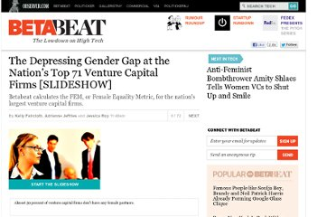 http://betabeat.com/2012/05/female-partners-venture-capital-firms-fem-kleiner-perkins/