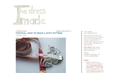http://thedressimade.com/2010/12/07/tutorial-how-to-draw-a-skirt-pattern/#more-857