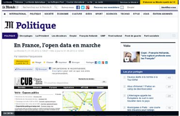 http://www.lemonde.fr/politique/article/2012/05/31/en-france-l-open-data-en-marche_1709874_823448.html#xtor=RSS-3208001