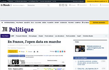 http://www.lemonde.fr/politique/article/2012/05/31/en-france-l-open-data-en-marche_1709874_823448.html