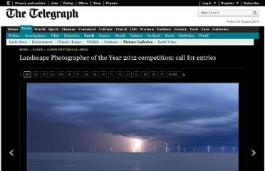 http://www.telegraph.co.uk/earth/earthpicturegalleries/9302544/Landscape-Photographer-of-the-Year-2012-competition-call-for-entries.html