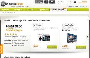 http://www.liveshopping-aktuell.de/shops/amazon-deal-des-tages/