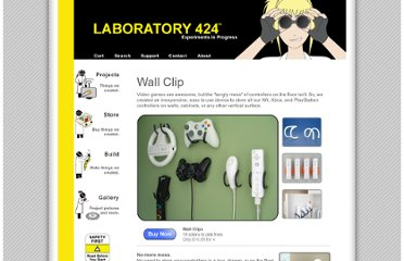 http://www.laboratory424.com/project/wall-clip