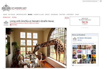 http://www.mymodernmet.com/profiles/blogs/giraffe-manor-nairobi-kenya