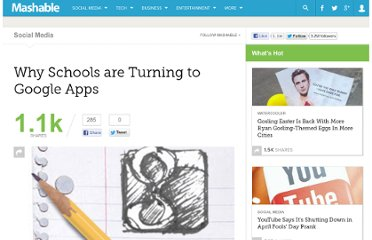 http://mashable.com/2010/04/28/schools-google-apps/