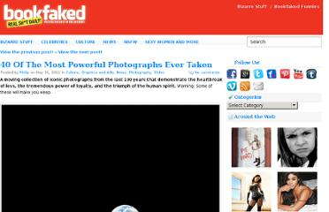 http://bookfaked.com/2012/05/31/40-of-the-most-powerful-photographs-ever-taken/