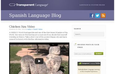 http://blogs.transparent.com/spanish/chichen-itza-video/