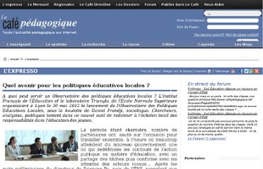 http://www.cafepedagogique.net/lexpresso/Pages/2012/05/31052012Article634740348639796606.aspx