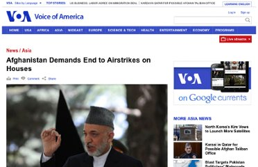 http://www.voanews.com/content/afghan-president-warns-nato-against-airstrikes-on-houses-122855604/140116.html