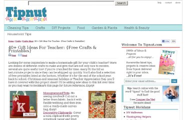 http://tipnut.com/gifts-teacher/