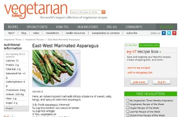 http://www.vegetariantimes.com/recipe/east-west-marinated-asparagus/