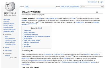 http://en.wikipedia.org/wiki/Travel_website#Fare_aggregators_and_metasearch_engines