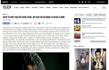 http://www.vice.com/read/how-to-not-violate-man-code-my-day-with-waka-flocka-flame
