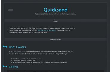 http://razorjack.net/quicksand/docs-and-demos.html