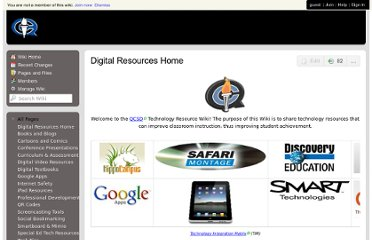 http://qcsd-resources.wikispaces.com/Digital+Resources+Home