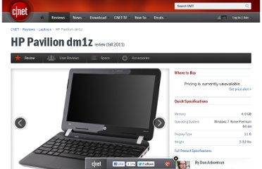 http://www.cnet.com/laptops/hp-pavilion-dm1z-fall/4505-3121_7-35020139.html