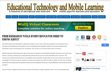 http://www.educatorstechnology.com/2012/06/free-search-tools-every-educator-need.html