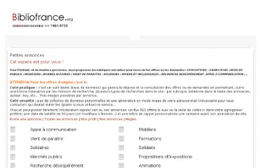 http://bibliofrance.org/index.php?option=com_adsmanager&Itemid=20