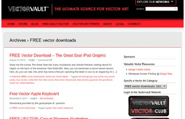 http://www.vectorvault.com/tags/free-downloads/