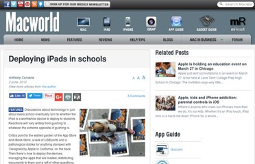 http://www.macworld.com.au/features/deploying-ipads-in-schools-56273/