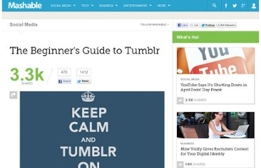http://mashable.com/2012/06/03/the-beginners-guide-to-tumblr/