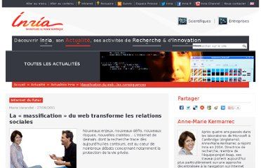 http://www.inria.fr/actualite/actualites-inria/massification-du-web-les-consequences