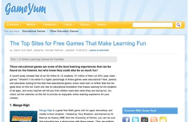 http://www.gameyum.com/other-education-games/72003-the-top-sites-for-free-games-that-make-learning-fun/#