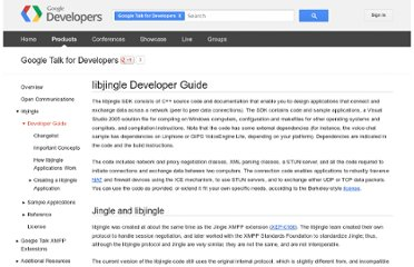 https://developers.google.com/talk/libjingle/developer_guide