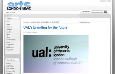 http://www.artslondonnews.co.uk/20120523-ual-brand-logo-new