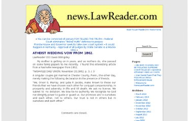 http://news.lawreader.com/2011/03/17/atheist-wedding-vow-from-1862/
