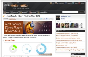http://www.moretechtips.net/2012/06/14-most-popular-jquery-plugins-of-may.html