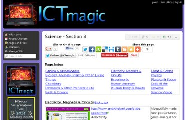 http://ictmagic.wikispaces.com/Science+-+Section+3?responseToken=0ccd7d9f162638ff146efc509d5d0b8bb
