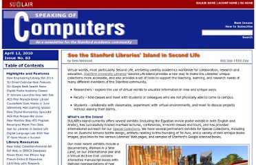 http://speaking.stanford.edu/highlights/See_SU_Libraries_in_Second_Life.html